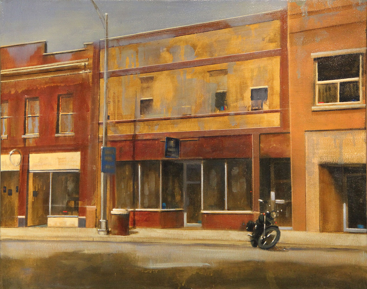 Hopper's Main Street