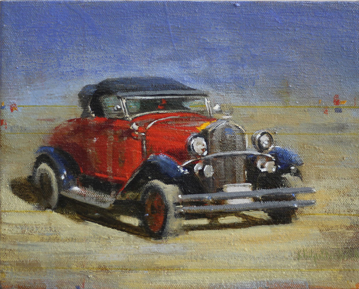 Hot Rod (SOLD)