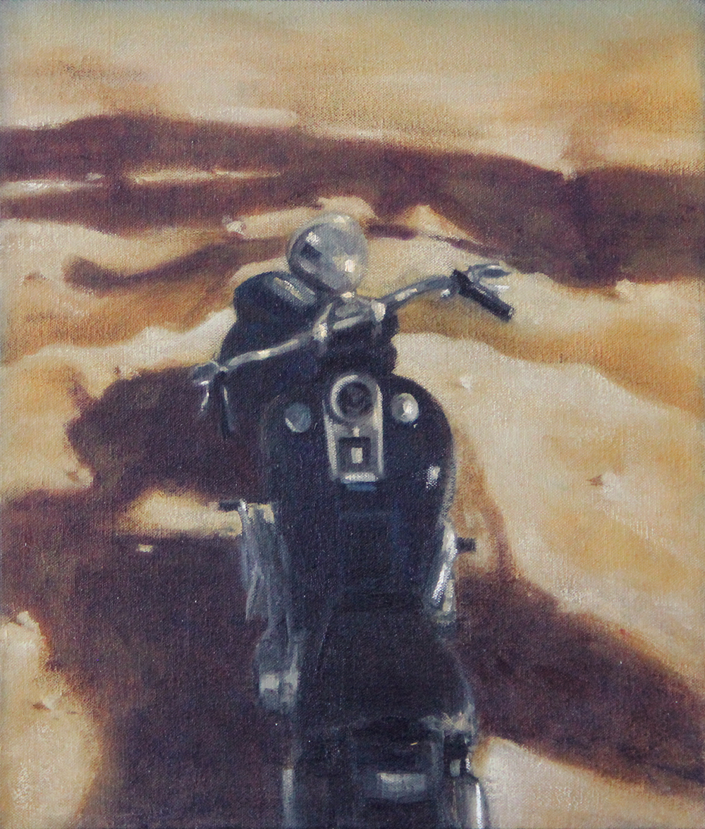 Dismount (SOLD)